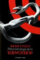 Phénoménologie de la subversion