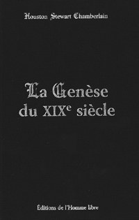 La genèse du XIXe siècle (T1)
