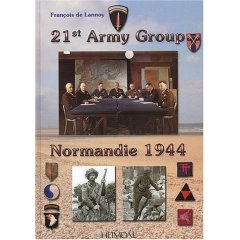 21st Army Group. Normandie 1944