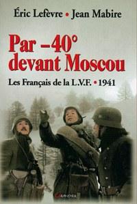 Par -40° devant Moscou