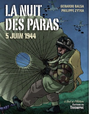 La Nuit des paras 5 juin 1944